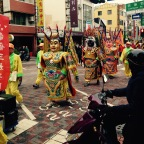 Day 2 in Tainan: a city of ghosts