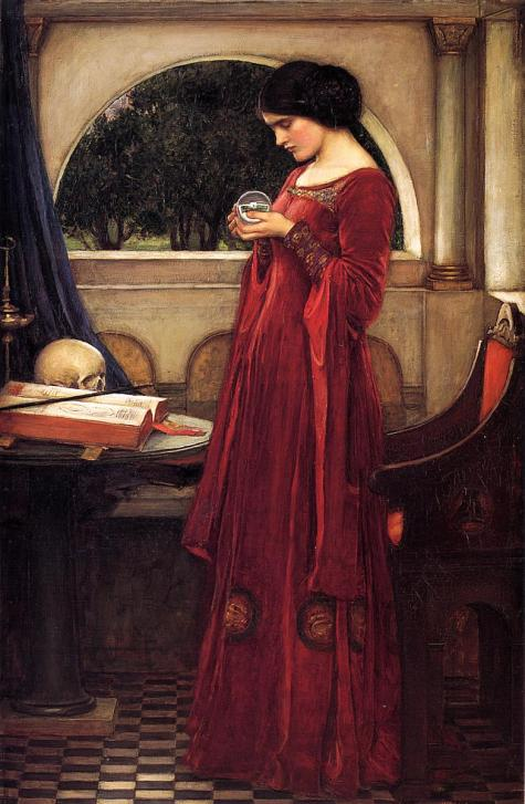 John_William_Waterhouse_-_The_Crystal_Ball.JPG