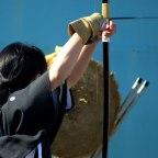 Kyudo: the Wildwood Archer