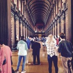 Day 1 in Dublin: the National Museum of Ireland, the Book of Kells and Irish culinary delights