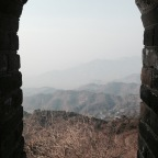 Days 4 & 5 in Beijing: delays, detours, the National Museum and the Great Wall of China