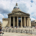 Day 2 in Paris: reminiscing Japan and Jerusalem