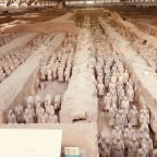 Banpo Village and the Terracotta Army: the fallen matriarchy and the fallen soldiers