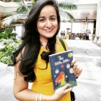 The Author Interviews: The Little Light by Dipa Sanatani