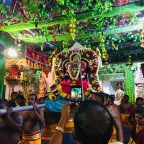 Navratri at Singapore's Sri Mariamman Temple: Venerating the Universal Mother