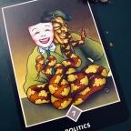 The Art of Playing Politics | Musings from the Osho Zen Tarot Deck